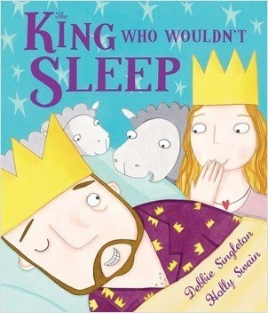 Cover: The King Who Wouldn't Sleep