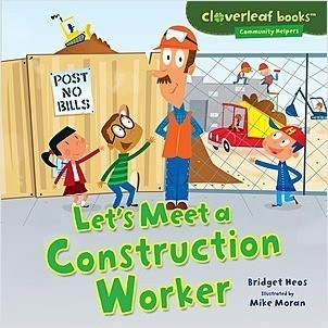 Cover: Let's Meet a Construction Worker