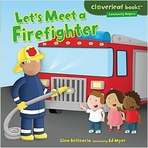 Cover: Let's Meet a Firefighter