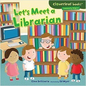 Cover: Let's Meet a Librarian