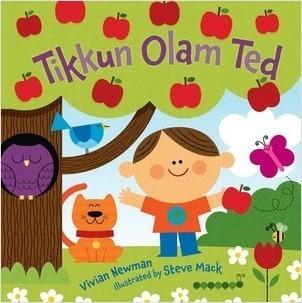 Cover: Tikkun Olam Ted