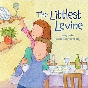 Cover: The Littlest Levine