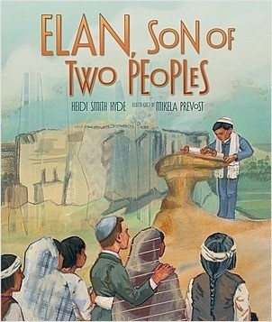 Cover: Elan, Son of Two Peoples