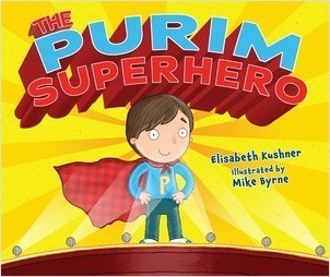 Cover: The Purim Superhero