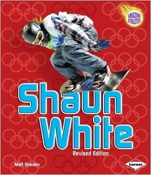 Cover: Shaun White, 2nd Edition