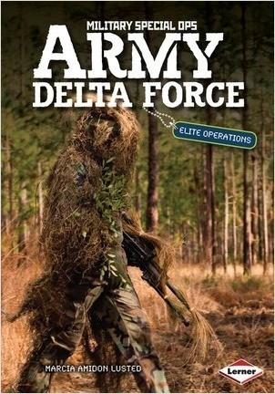 Cover: Army Delta Force: Elite Operations