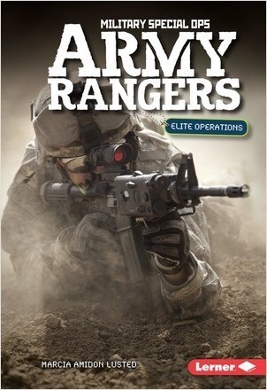 Cover: Army Rangers: Elite Operations