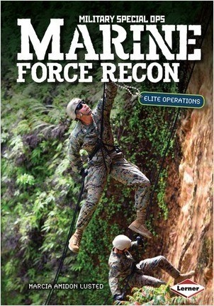 Cover: Marine Force Recon: Elite Operations