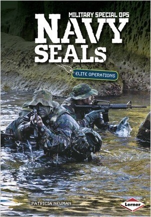 Cover: Navy SEALs: Elite Operations