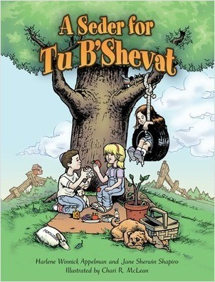 Cover: A Seder for Tu B'Shevat