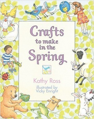 Cover: Crafts to Make in the Spring