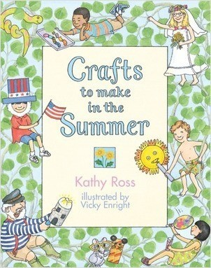 Cover: Crafts to Make in the Summer