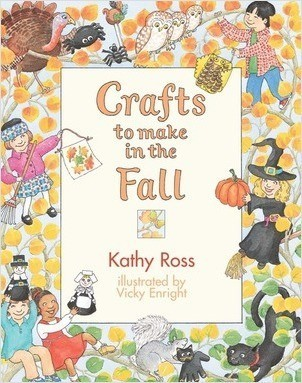 Cover: Crafts to Make in the Fall
