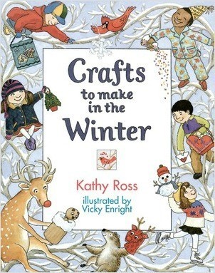 Cover: Crafts to Make in the Winter