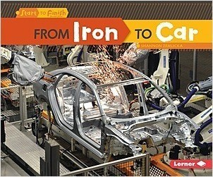 Cover: From Iron to Car