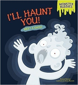 Cover: I'll Haunt You!: Meet a Ghost