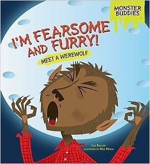 Cover: I'm Fearsome and Furry!: Meet a Werewolf