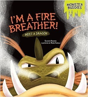 Cover: I'm a Fire Breather!: Meet a Dragon
