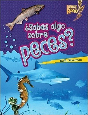 Cover: ¿Sabes algo sobre peces? (Do You Know about Fish?)