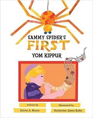 Cover: Sammy Spider's First Yom Kippur