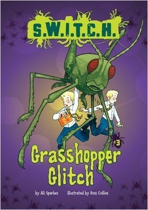 Cover: Grasshopper Glitch