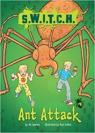 Cover: Ant Attack