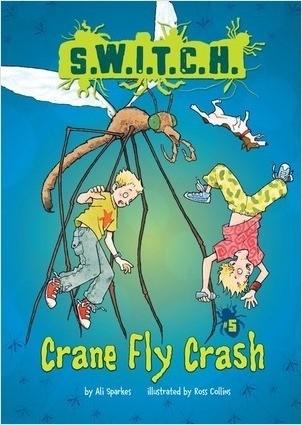 Cover: Crane Fly Crash