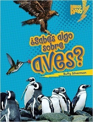 Cover: ¿Sabes algo sobre aves? (Do You Know about Birds?)