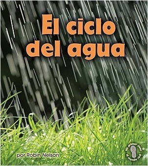 Cover: El ciclo del agua (Earth's Water Cycle)