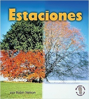 Cover: Estaciones (Seasons)