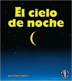 Cover: El cielo de noche (The Night Sky)
