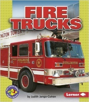 Cover: Fire Trucks