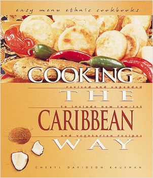 Cover: Cooking the Caribbean Way