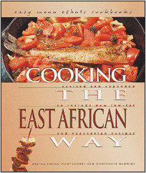 Cover: Cooking the East African Way