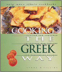 Cover: Cooking the Greek Way