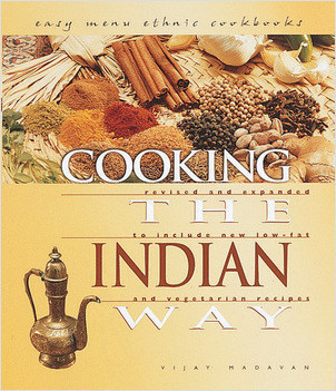 Cover: Cooking the Indian Way