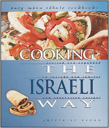 Cover: Cooking the Israeli Way