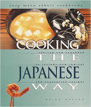 Cover: Cooking the Japanese Way