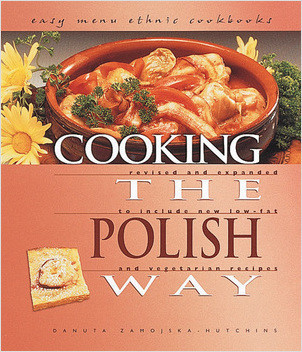 Cover: Cooking the Polish Way