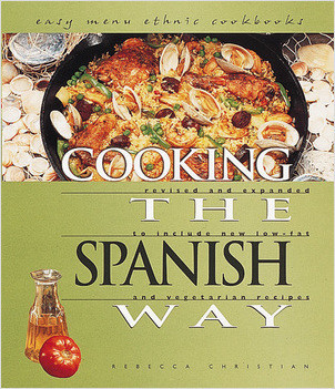 Cover: Cooking the Spanish Way