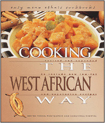 Cover: Cooking the West African Way