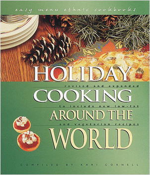 Cover: Holiday Cooking around the World
