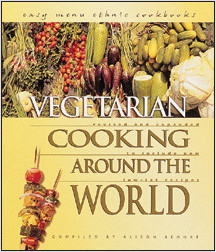 Cover: Vegetarian Cooking around the World