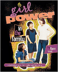 Cover: Girl Power in the Family: A book about Girls, Their Rights, and Their Voice