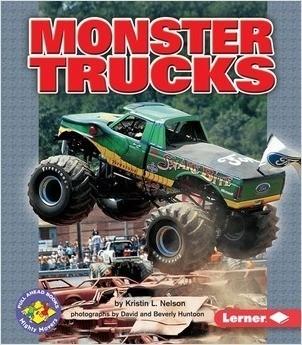Cover: Monster Trucks