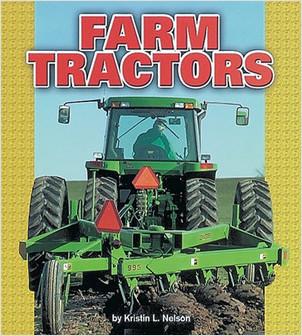 Cover: Farm Tractors