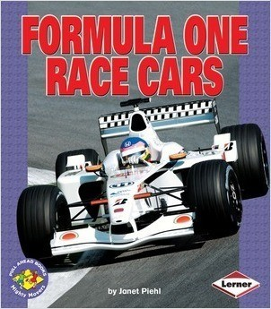 Cover: Formula One Race Cars