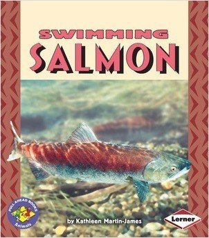 Cover: Swimming Salmon