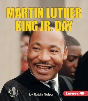Cover: Martin Luther King Jr. Day