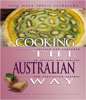 Cover: Cooking the Australian Way